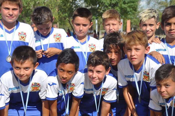Torneo De Fútbol Infantil Mac Allister
